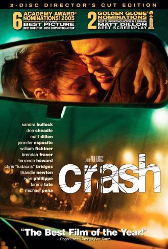 Crash Pôster