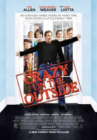 Crazy on the Outside マスタープリント