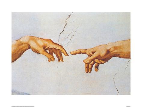 Creation (detail) Lámina