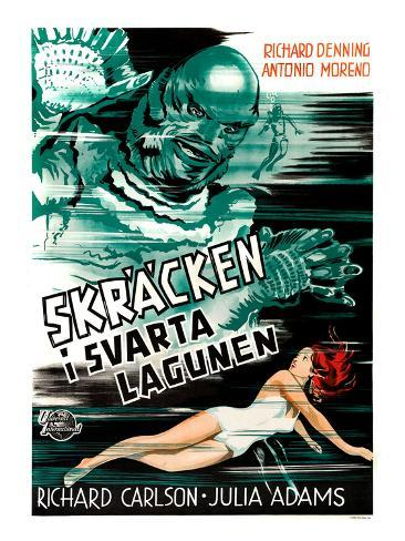 Creature from the Black Lagoon, (aka Skracken I Svarta Lagunen), Julie Adams, 1954 Photo