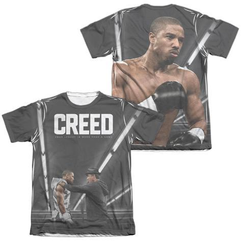 Creed- Poster (Front/Back) Sublimated
