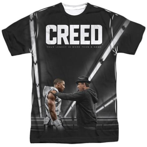Creed- Poster Sublimated