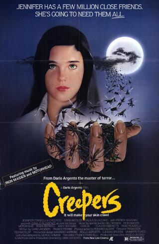 Creepers Impressão original