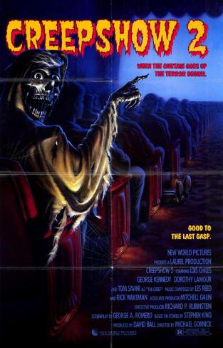 Creepshow 2 Masterprint