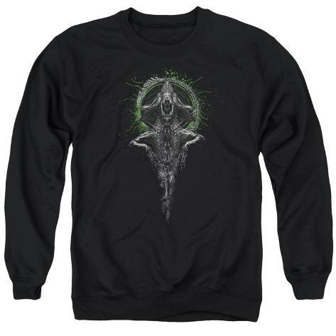 Crewneck Sweatshirt: Alien- Queen Monarch Crewneck Sweatshirt