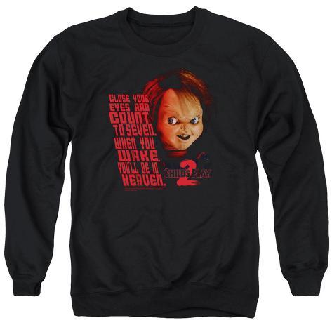 Crewneck Sweatshirt: Childs Play 2- In Heaven Crewneck Sweatshirt