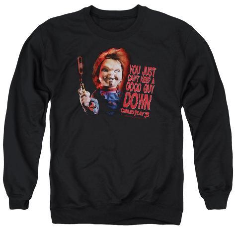 Crewneck Sweatshirt: Childs Play 3- Good Guy Crewneck Sweatshirt