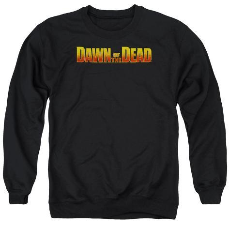 Crewneck Sweatshirt: Dawn Of The Dead- Dawn Logo Crewneck Sweatshirt