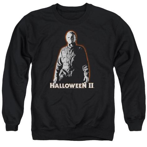 Crewneck Sweatshirt: Halloween II- Michael Myers Crewneck Sweatshirt