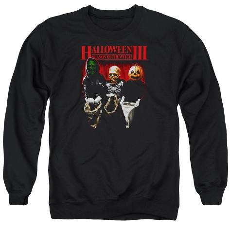 Crewneck Sweatshirt: Halloween II- Trick Or Treat Crewneck Sweatshirt