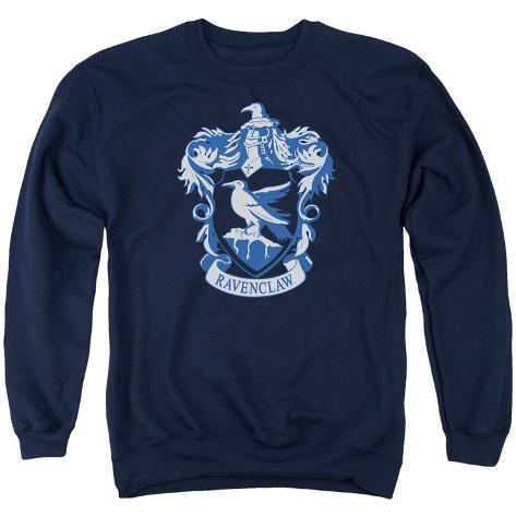 Crewneck Sweatshirt: Harry Potter- Ravenclaw Crest Crewneck Sweatshirt