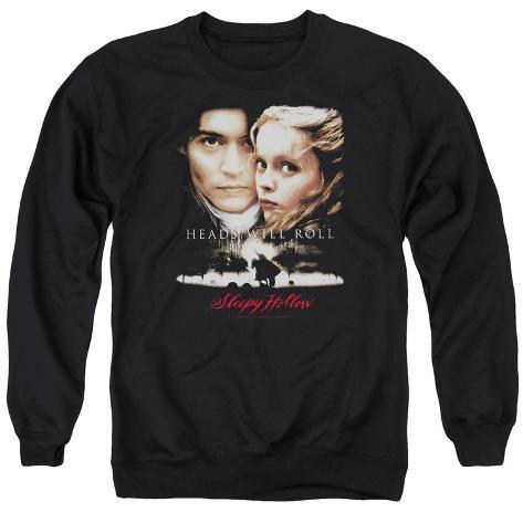 Crewneck Sweatshirt: Sleepy Hollow- Heads Will Roll Crewneck Sweatshirt