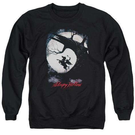 Crewneck Sweatshirt: Sleepy Hollow- Poster Crewneck Sweatshirt