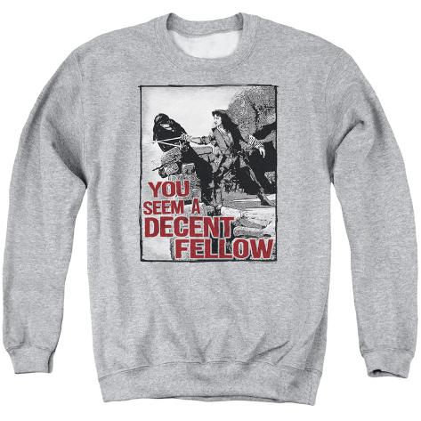 Crewneck Sweatshirt: The Princess Bride- Fellow Crewneck Sweatshirt