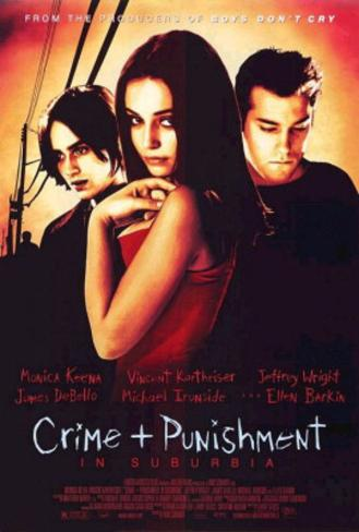 Crime And Punishment In Suburbia (Monica Keena) Movie Poster Poster originale