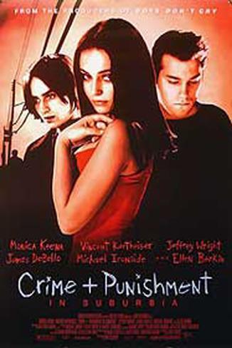 Crime And Punishment In Suburbia Original Poster