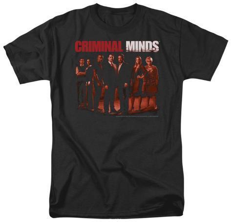 Criminal Minds - The Crew T-Shirt