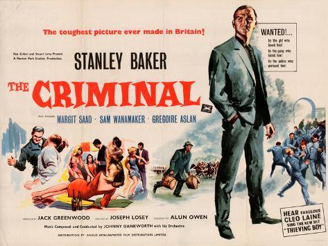 Criminal (The) Art Print