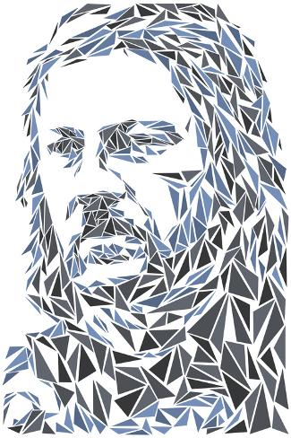 Eddard Stark Stampa artistica