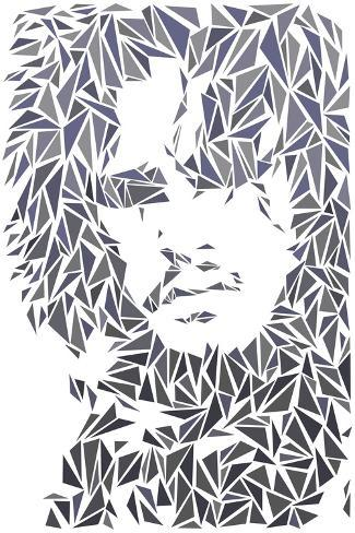 Jon Snow Konstprint