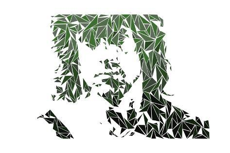 Rambo Impressão artística