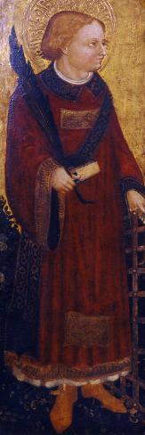 Saint Lawrence Lámina giclée