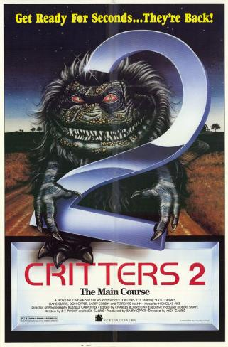 Critters 2 Main Course Masterprint