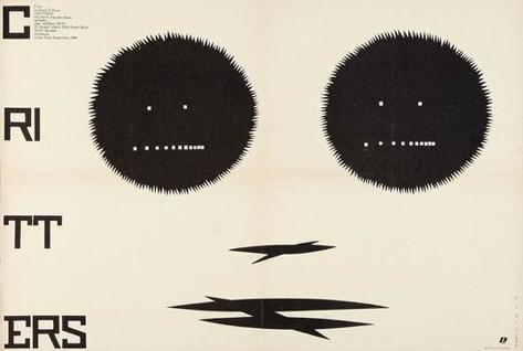 Critters - Polish Style Poster
