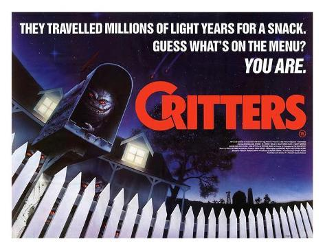 Critters Stampa master
