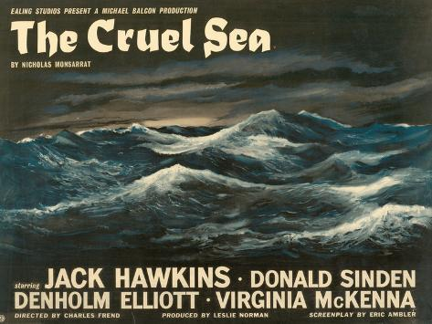 Cruel Sea (The) Art Print