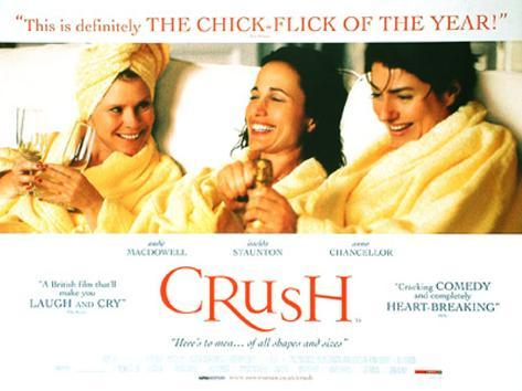 Crush Originalposter