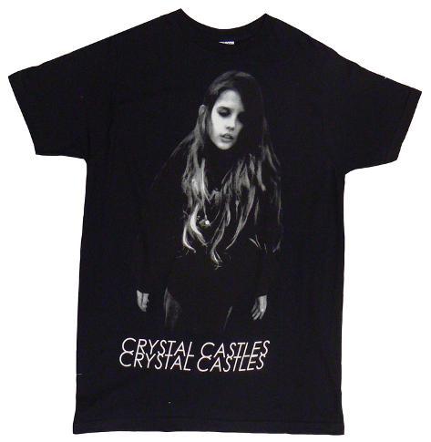 Crystal Castles - Album II (slim fit) T-Shirt