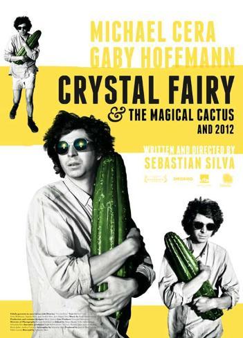 Crystal Fairy Movie Poster Masterprint
