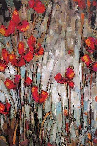 Eddie Stretched Canvas Print