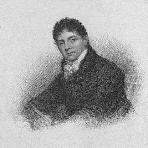 Sir Richard Birnie, Chief Magistrate of the Police Bon Street, 1823 Giclee Print