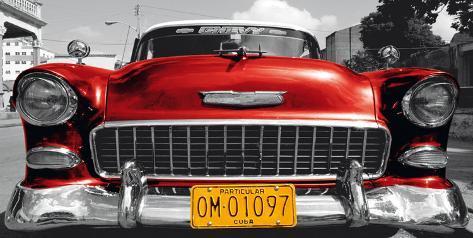 Cuba Car II Art Print