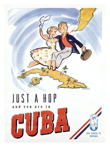 Cuba Giclee Print