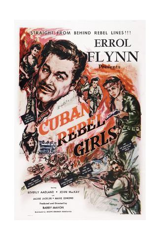 Cuban Rebel Girls Giclee Print
