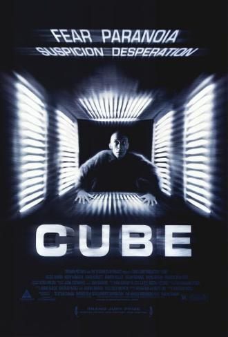 Cube Pôster