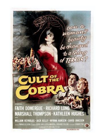 Cult of the Cobra, 1955 Photo