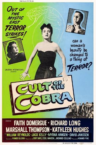 Cult of the Cobra Art Print