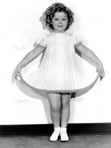 Curly Top, Shirley Temple, 1935 写真