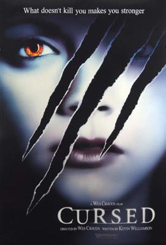 Cursed Original Poster