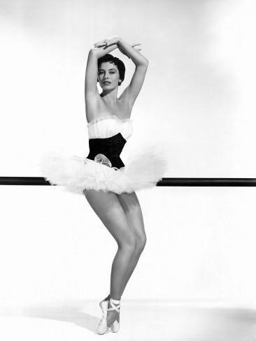 Cyd Charisse, 1955 Photo