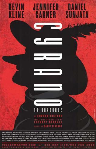 Cyrano de Bergerac - Broadway Poster Masterprint