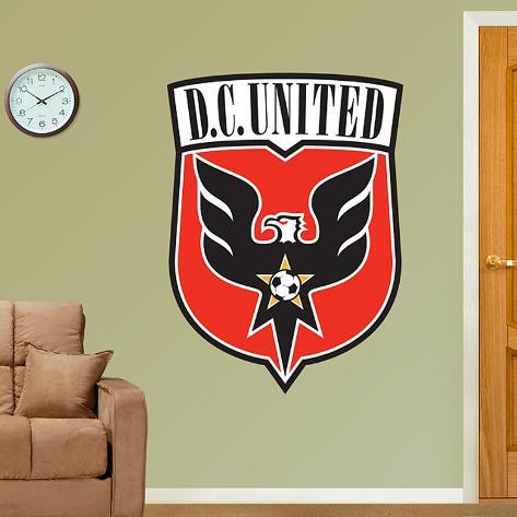 D.C. United Logo Wall Decal