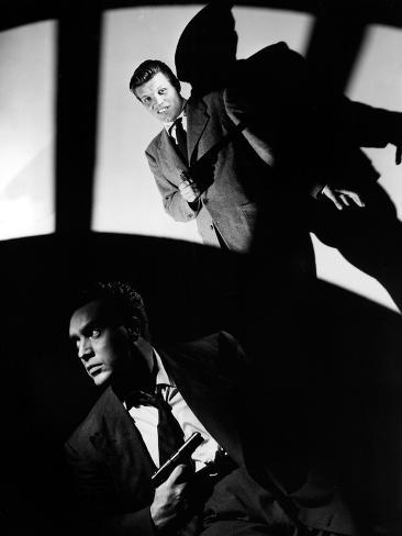 D.O.A., Edmond O'Brien, Neville Brand, 1950 Photo
