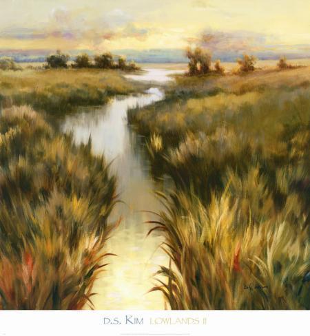 Lowlands II Art Print
