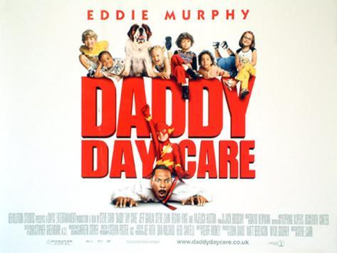 Daddy Day Care Original Poster