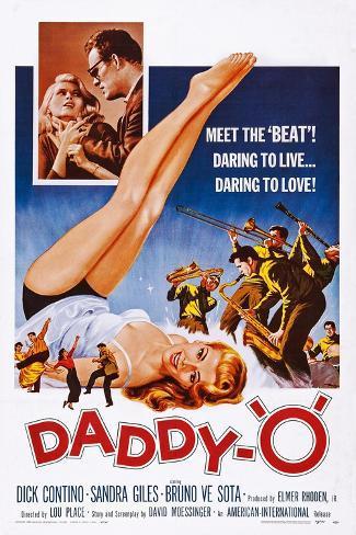 Daddy-O Art Print